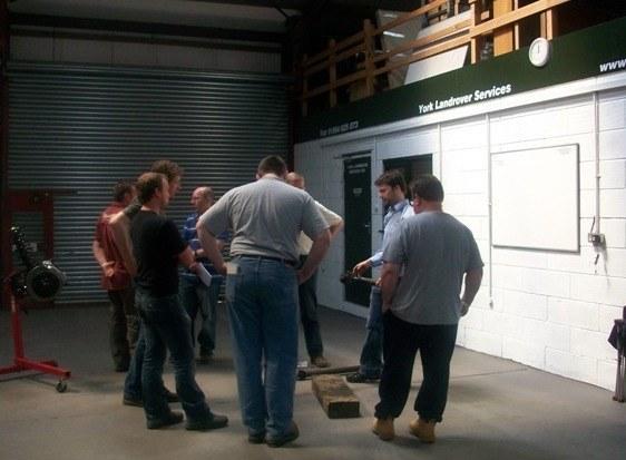 Bush mechanics course June 15th