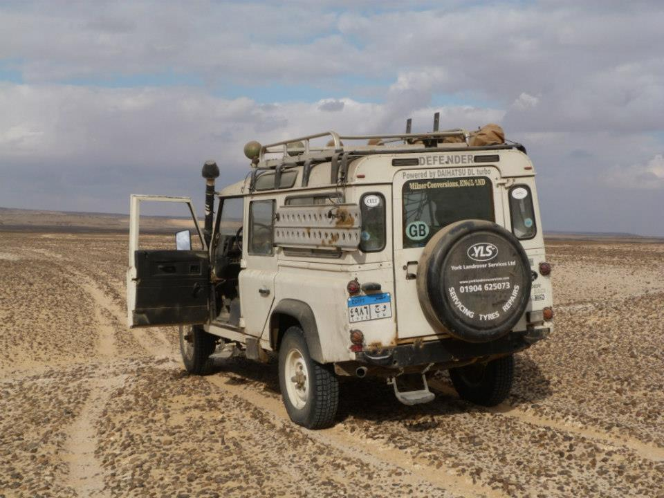 Comprehensive Overland Preparation for Land Rover in York